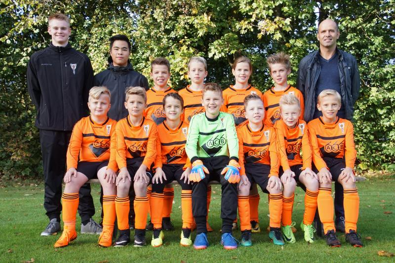 Team van de week: Wittenhorst JO11-1